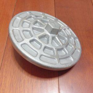 P612-194-157 Plate Outer Diaphragm Parts Fit Warren rupp Pumps